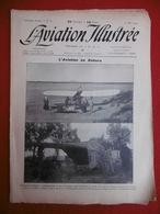 L AVIATION ILLUSTREE AVIATION AU SAHARA AVIATEUR BONNET LABRANCHE 1911 N° 70 - Books, Magazines, Comics