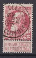 N° 74 : CELLES HAINAUT  COBA +8.00 - 1905 Breiter Bart