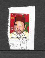 Série Courante Sa Majesté Le Roi Mohamed.VI. Cartor Millésime 2016. N° à Venir Chez YT. (Voir Commentaires) - Maroc (1956-...)