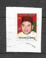 Série Courante Sa Majesté Le Roi Mohamed.VI. Cartor Millésime 2015. N° à Venir Chez YT. (Voir Commentaires) - Maroc (1956-...)