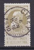 N° 75 CINEY - 1905 Breiter Bart