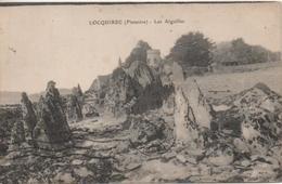 LOCQUIREC  LES AIGUILLES - Locquirec