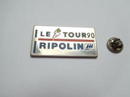 Beau Pin's En Zamac , Cyclisme Vélo , Le Tour De France 90 , Ripolin - Ciclismo