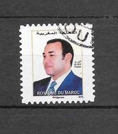 Série Courante Sa Majesté Le Roi Mohamed.VI. Phil@poste Millésime 2013. N°1677 Chez YT. (Voir Commentaires) - Maroc (1956-...)