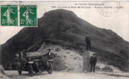 LE PAS DE PEYROL UNE HALTE ROUTE DE DIENNE A SALERS 1912 TBE - France