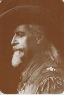 19 / 1 / 255   - BUFFALO BILL  CODY. - POURCHASSEUR. D'INDIENS    - C P M - Historische Persönlichkeiten
