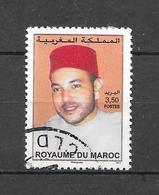 Série Courante Sa Majesté Le Roi Mohamed.VI. Phil@poste Millésime 2011. N°1570A  Et 1570B Chez YT. (Voir Commentaires) - Maroc (1956-...)