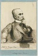 19 / 1 / 256. -  JOSEPH  DE  CARAYON - LATOUR, DÉPUTÉ  DE  LA  GIRONDE   EN  1871  - C P M - Hommes Politiques & Militaires