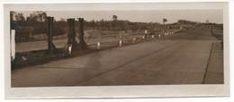 Foto AALTER 1949 Werken Autostrade BRUSSEL OOSTENDE Travaux Autoroute Bruxelles Ostende Photo - Aalter