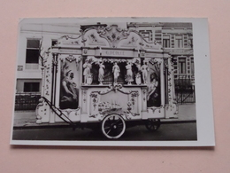 "NEERLAND'S Beroemdste ORGEL "" De Arabier "" Organ / G. PERLEE Amsterdam ( Piet Boonstra ) Anno 19?? ( Voir Photo Svp ) ! - Holanda"