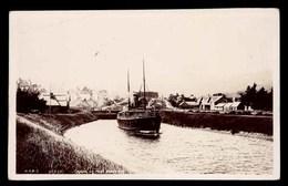 ROYAUME-UNI, Fort Augustas, Canal (Ecosse) - Ecosse