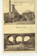 Ransart Charbonnage D'appaumée Les Trois Ponts  (10379) - Charleroi
