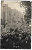 Ww1  Carte-photo 75 Paris 1917 Dégats De La Grosse Bertha Berta éditeur Guilleminot Paris Dos Scanné - 1914-18