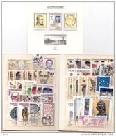 Année 1990  ** Complète YT 2830 / 2873  -BF 88 Neuf Sans Charnière / Mi 3029 / 3073 Block 95 Mint MNH - Czechoslovakia