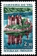 Château De Val (Cantal 15) - France - 1966 - France