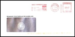 Bund / Germany: Stempel / Cancel 'Laser Components - 82140 Olching - 85254 Sulzmoos, 2000' - Physique