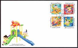 Thailand 2019, National Children's Day, FDC - Thailand
