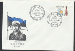 57-929 Estonia Pitka Cover 19.02.1997 - Estonie
