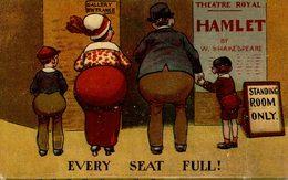 EVERY SEAT FULL! - Humor