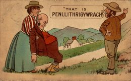 THAT IS PENLLITHRIGYWRACH! - Humor