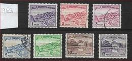 PAKISTAN   1962 Local Motives  Used - Briefmarken