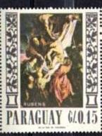 Tableau De Rubens - Paraguay - 1967 - Paraguay