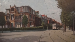 Scheveningen // Kanaalweg Met Tram 1919 - Scheveningen