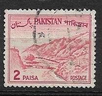 PAKISTAN   1962 Local Motives  Used     Khyber Pass - Sammlungen (im Alben)