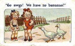 GO AWAY - Humor