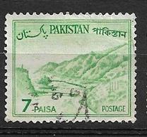 PAKISTAN   1962 Local Motives  Used     Khyber Pass - Briefmarken