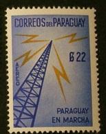 Progrès Du Paraguay - Paraguay - 1961 - Paraguay
