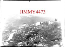 De La Terrasse, Vue Vers Salah Bey - Constantine Algérie En 1929 - Grande Plaque De Verre - Taille 128 X 178 Mlls - Glass Slides