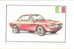Petite Carte Chromo Automobile Lancia Fulvia - Cars