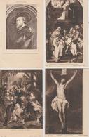 19 / 1 / 266 -  LOT  DE  12  CPA  - TALEAUX  DE  RUBENS -  ( Tous  Scanés  ) - Cartoline
