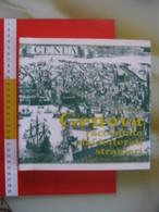 WL ITALIA LIBRO GENOVA RACCONTATA DAI LETTERATI STRANIERI PT 1992 MONDIALE FILATELIA 304 PAGINE - Turismo, Viaggi