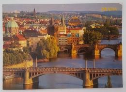 PRAHA - Prag - Prazské Mosty - I Ponti Di Praga - Prague Bridges  Vg - Repubblica Ceca