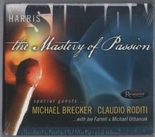 CD 11 TITRES SIMON HARRIS THE MASTERY OF PASSION NEUF SOUS BLISTER & TRèS RARE - Jazz