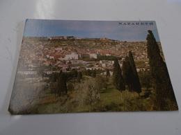B711  Nazareth Vista Parziale Non Viaggiata - Israele