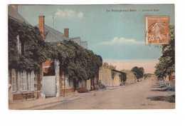 51 La Grange Aux Bois Grande Rue Sainte Menehould Cpa Carte Edit Wayere - Sainte-Menehould