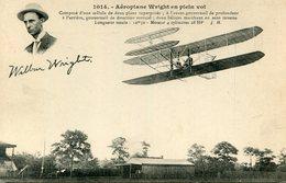 AVIATION(WRIGHT) - 1919-1938: Entre Guerres