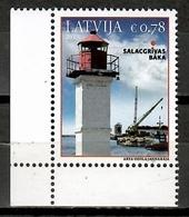 Latvia 2015 Letonia / Lighthouses MNH Faros Leuchttürme / Cu10834  C5 - Faros