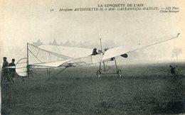 AVIATION(MANGIN) - 1919-1938: Entre Guerres