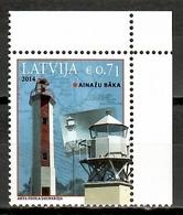 Latvia 2014 Letonia / Lighthouses MNH Faros Leuchttürme / Cu10831  C5 - Faros