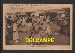 MAROC / CASABLANCA / CHARMEUR DE SERPENTS / ANIMÉE / 1921 - Casablanca