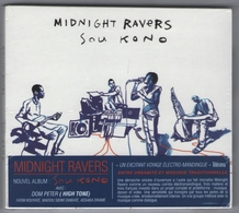 CD 11 TITRES MIDNIGHT RAVERS SOU KONO NEUF SOUS BLISTER & TRèS RARE - World Music