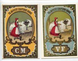 Petit Chaperon Rouge - Contes, Fables & Légendes