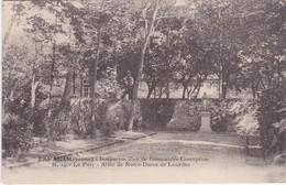 LAVAL - Institution Libre De L'Immaculée Conception - Le Parc - Allée De Notre-Dame Des Lourdes - Laval