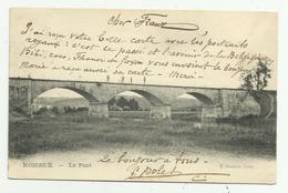 Noiseux    *  Le Pont - Somme-Leuze