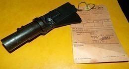 ARMEE DE L'AIR FRANCAISE  LANCE FUSEE DE DETRESSE DE 22 MM MODELE R.G.E.P TYPE 913  , NEUF DE STOCK DE L'ARMEE FRANCAISE - Equipment