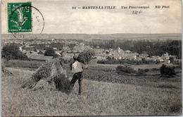 78 MANTES LA VILLE - Vue Panoramique - Mantes La Jolie